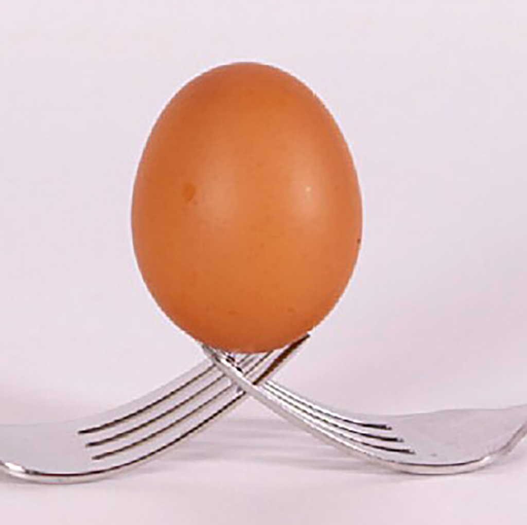 Feather Tips - 1 Egg